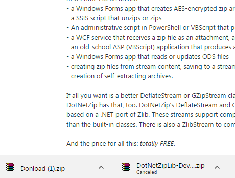 Chilkat create self-extracting exe from zip download & reviews.