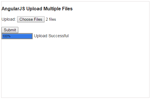 multiple file upload using jquery ajax