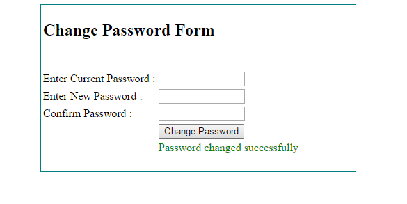 change password in asp net c# example