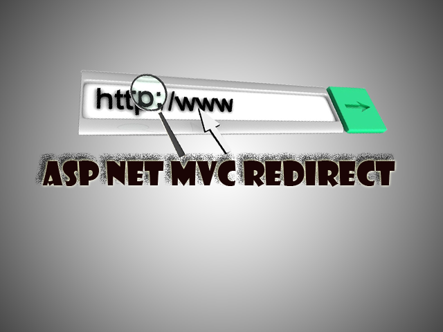 mvc redirect to url