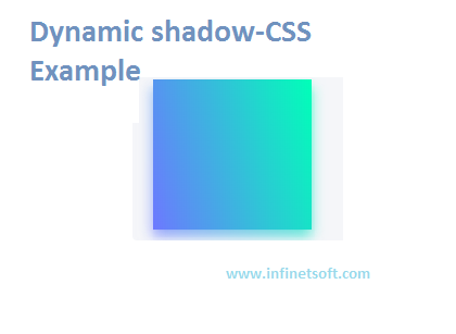 Dynamic shadow-CSS examples